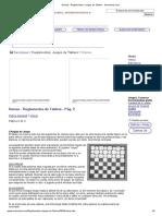 Damas - Reglamentos_ Juegos de Tablero - Acanomas.com 2