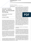 Bodley 1999 Socio-Economic Growth
