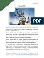 Primera Lectura La justicia .pdf