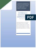 Segunda Entrega Diagnostico Empresarial