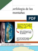 GEOMORFOLOGIA DE LAS MONTAÑAS