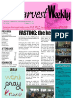 WHM Weekly Newsletter - 6 February 2011