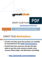 GMAT Flashcards v4