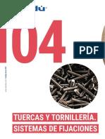 TUERCAS TORINILLOS FIJACIONES