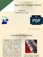 I. Temperatura