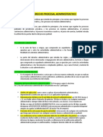Procesal Administrativo Diapositivas 1er Parcial