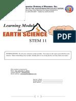 Earth Science Week 1 2_Q2