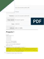 Evaluación Unidad 3 Análisis Financiero