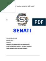 EJERCICIOS DE AUTOESTUDIO SEMANA 7