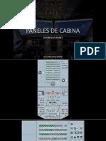 PANELES DE CABINA A320