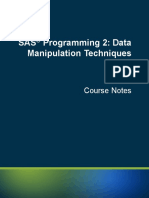 SAS® Programming 2 Data Manipulation Techniques.pdf