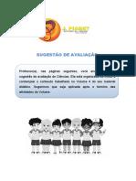 SUGESTÃO DE PROVA - Ciências 5-4