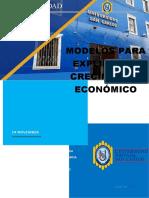 MODELOS PARA EXPLICAR EL CRECIMIENTO ECONÓMICO.docx