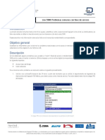 IIA001 5900 - Problemas comunes con llave de servicio