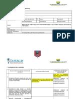 MODELO DE INFORME FISIOTERAPEUTA MANIZALES