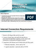 S1 M1 Introduction to Networking
