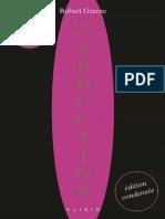 L'art de la séduction  édition condensée de Robert Greene