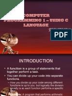 C++ - Functions(9)