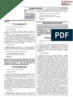 RESOLUCION JEFATURAL N° 131-2020-PERÚ COMPRAS