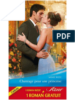 Harlequin - Chantage pour une princesse.pdf