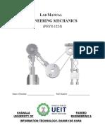 Mechanics Lab Manual (21-3-2019)