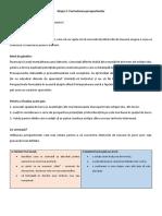 Design Thinking - etapa 2 (insights)