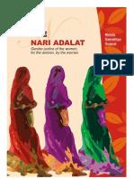Nari Adalat Toolkit - Mahila Samakhya Gujarat