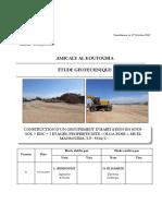 Etude Geotechnique SO-01LC19-1299-S-Sté Amicale Al Koutoubia-GH en Ssol+R+ 2étages Mansouria-TF.pdf.pdf