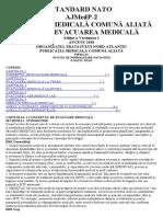 Doctrina evacuare medicala NATO