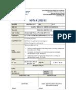 K02 Nota Kursus DEA2323 Electrical Appliance Servicing