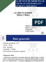 caz clinic Chiriac Andrei M1522.pptx
