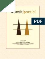 Transiti Poetici Vol XVII