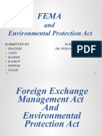 FEMA & EPA