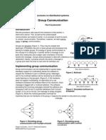 Group Communication1