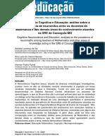 Neurociencia cognitiva e educação