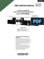 Onkyo HTP-980,SKW-938_980