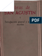 san agustin - 01 introduccion y primeros escritos