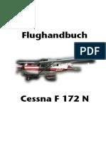 Flughandbuch 172N
