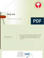 Real Risk .pptx