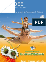 Grand'Métairie Brochure 2011 Planches