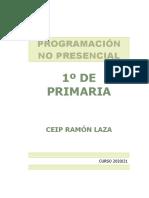 Pga 1º Primaria No Presencial
