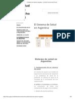 El Sistema de Salud en Argentina - La Salud Como Derecho Social.pdf