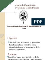 Presentacion de conservacion Visual.pptx