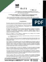 Resolución 671 de 2017 CDMB - PUEAA
