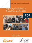 Exploringdimensionsofmasculinityandviolence