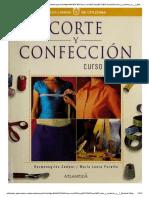Libro de Corte y Confeccion Utilisima