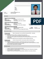 Resume Khairil Faizi Idris