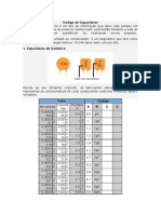 Valores Comerciais de Resistores