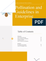 Pollination and Guidelines in Enterprise.pptx