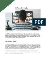 Streaming BBC iPlayer On the Go (newscase.com).docx